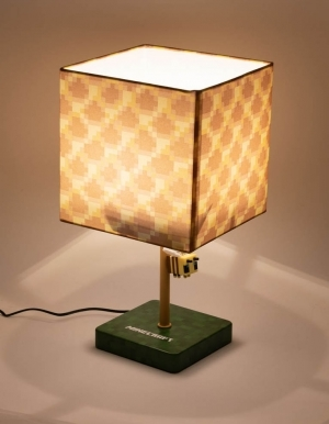 lampka pszczola plaster miodu minecraft 2