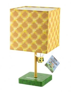 lampka pszczola plaster miodu minecraft
