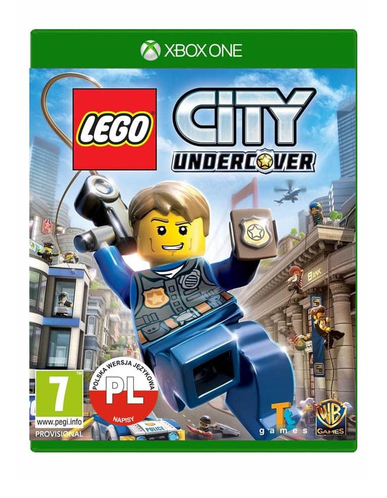 lego city undercover tajny agent gra xbox one
