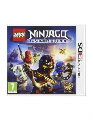 lego ninjago gra nintendo 3ds
