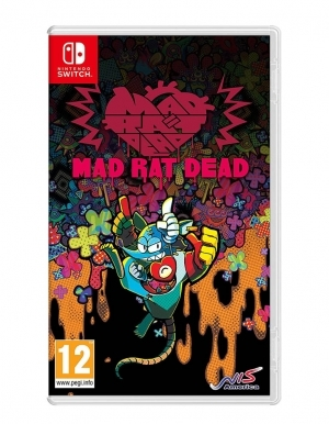 mad rat dead gra nintendo switch