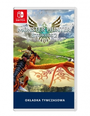 monster hunter stories 2 wings of ruin gra ninteno switch