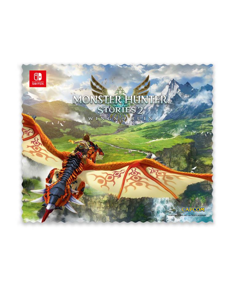 monster hunter stories 2 wings of ruin gra ninteno switch sciereczka