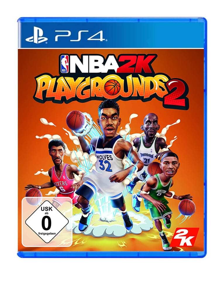 nba 2k playgrounds 2 gra ps4