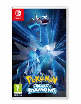 pokemon brilliant diamond gra nintendo switch