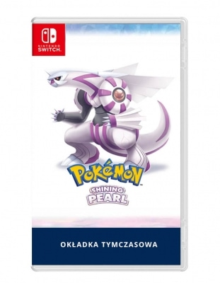 pokemon shining pearl gra nintendo switch tymczasowa