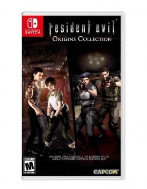 resident evil origins collection gra nintendo switch