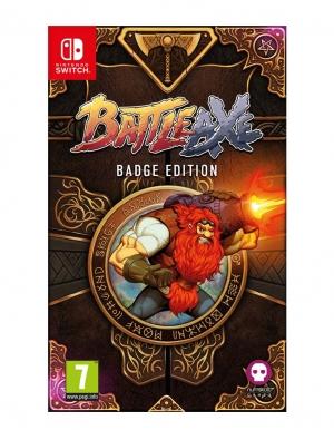 batle axe badge edition gra nintendo switch