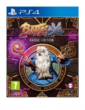 batle axe badge edition gra ps4