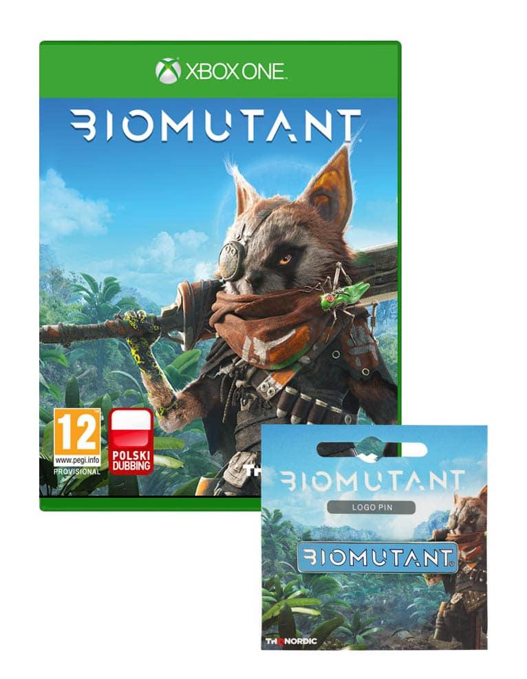 biomutant gra xbox one przypinka