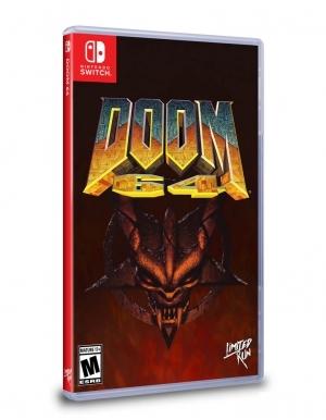 doom 64 gra nintendo switch limited run