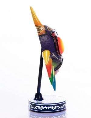 figurka lampka zelda majoras mask 4