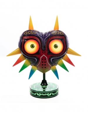 figurka lampka zelda majoras mask 6