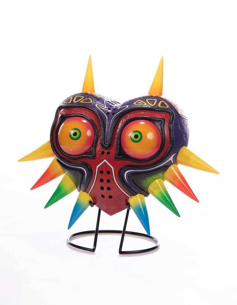 figurka zelda majoras mask 3