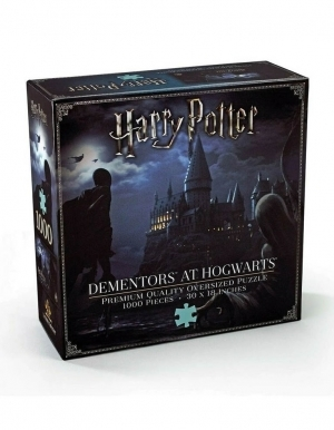 harry potter puzzle dementorzy w hogwarcie