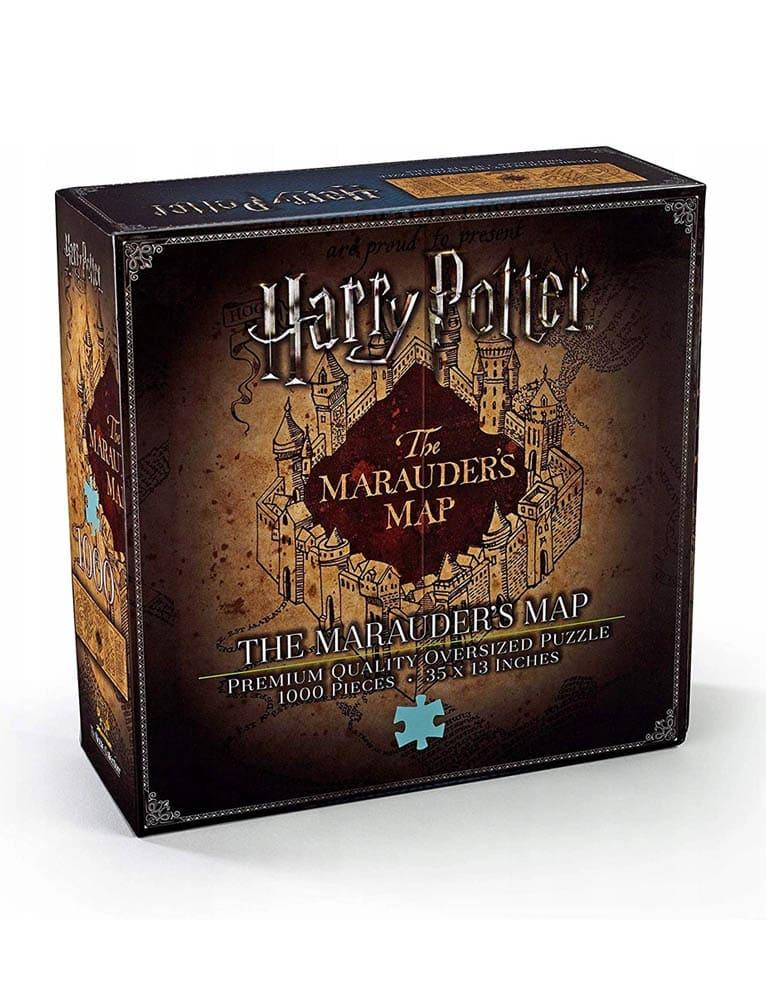 harry potter puzzle mapa huncwotów 2