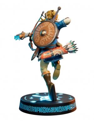 lampka figurka zelda link 4