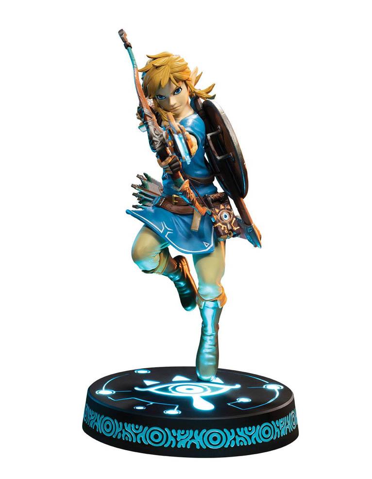 lampka figurka zelda link 7