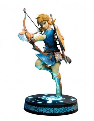lampka figurka zelda link 8