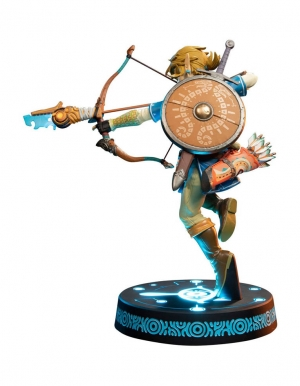lampka figurka zelda link 9