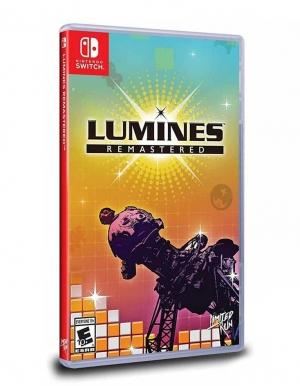 lumines remastered gra nintendo switch limited run