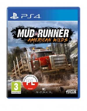 mud runner american wilds gra ps4 ps5
