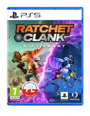 ratchet and clank rift apart gra ps5 pl