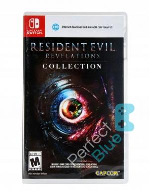 resident evil revelations collection gra nintendo switch logo