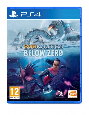 subnautica below zero gra ps4