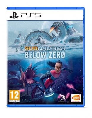 subnautica below zero gra ps5