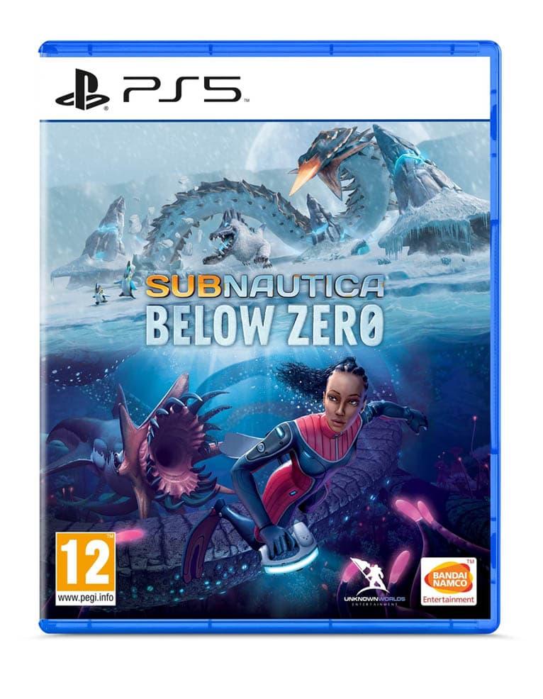 subnautica below zero gra ps5
