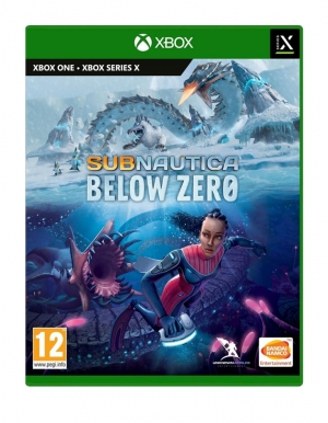 subnautica below zero gra xbox one series x