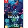subnautica subnautica below zero gra nintendo switch
