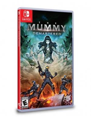 the mummy demastered gra nintendo switch limited run