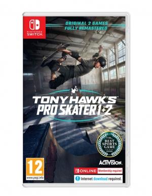 tony hawks pro skater 1 2 gra nintendo switch inna