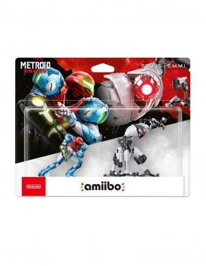 amiibo figurka metroid dread samus e m m i nintendo switch