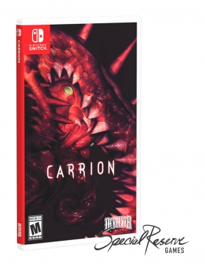 carrion special reserve games gra nintendo switch