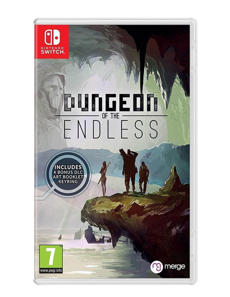 dungeon of the endless gra ninteno switch