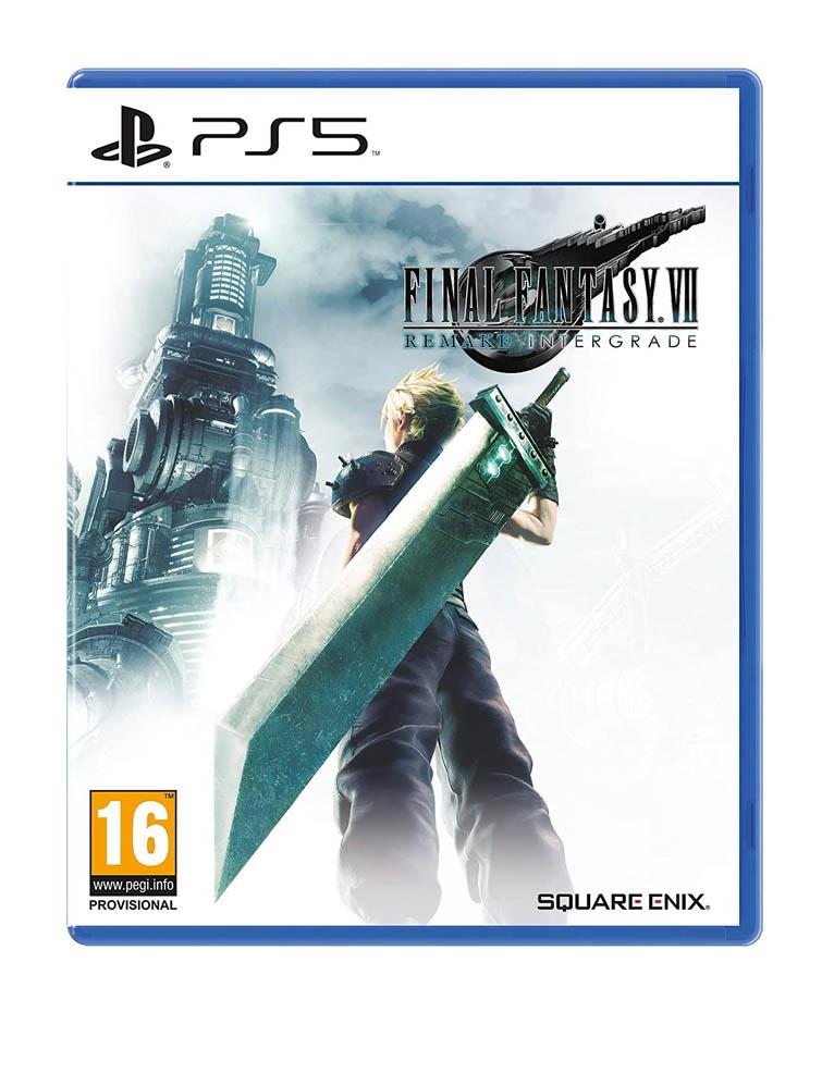 final fantasy vii 7 remake intergrade gra ps5