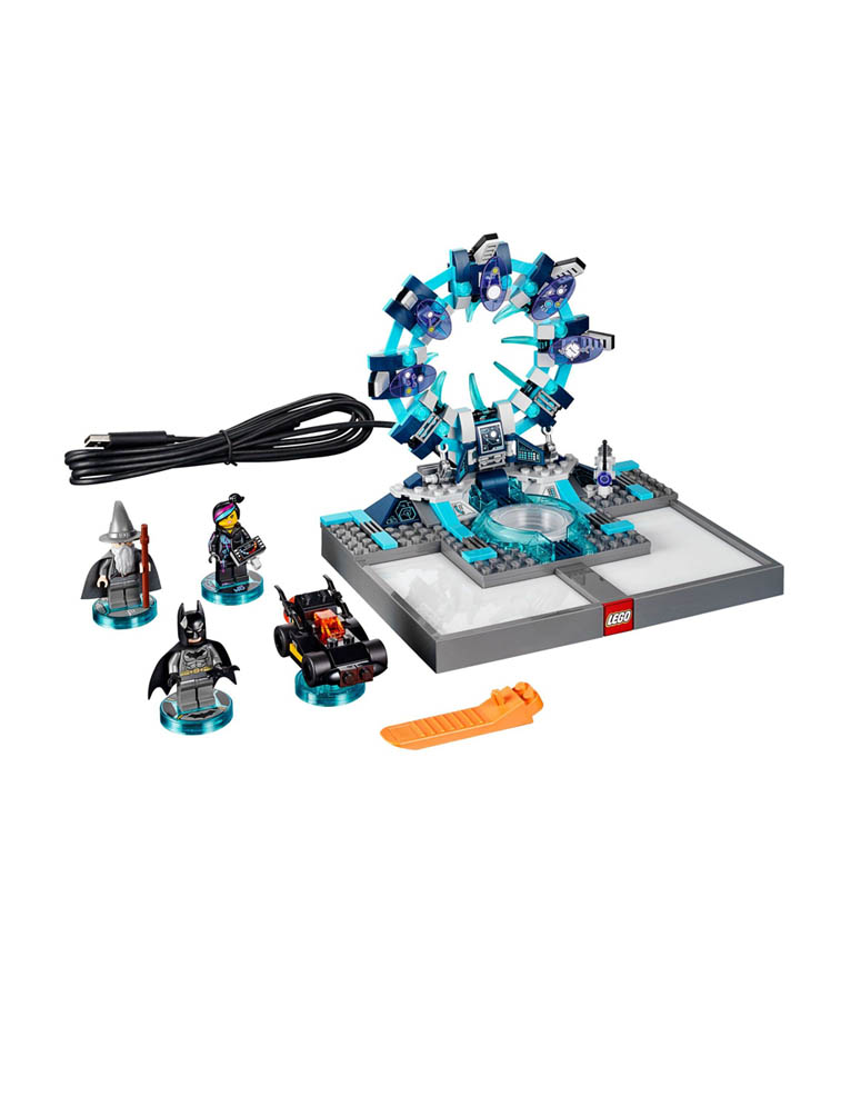 lego dimensions gra ps3 starter pack 2