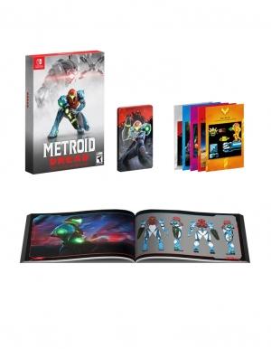 metroid dread special edition gra nintendo switch