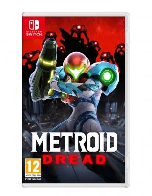 metroid dread gra nintendo switch