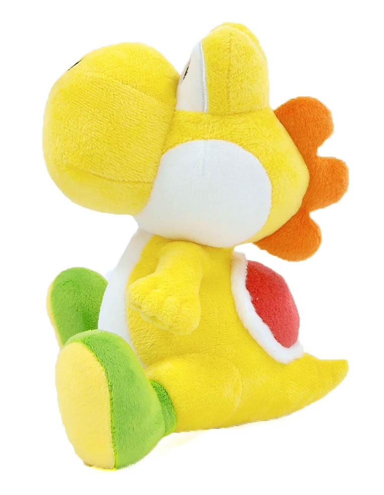 pluszak maskotka super mario yoshi yellow zolty 2