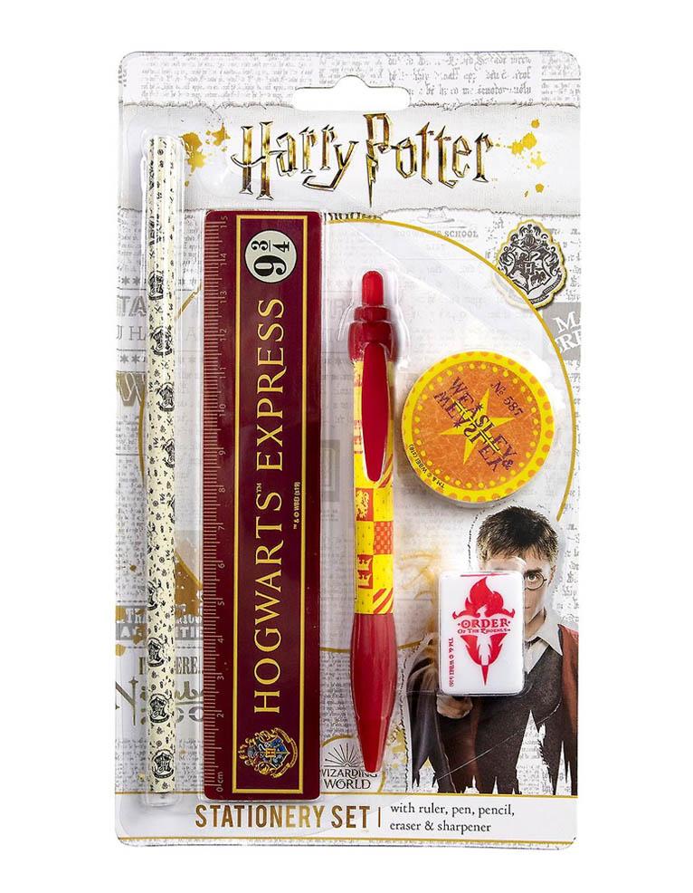 przybory szkolne harry potter hogwarts express