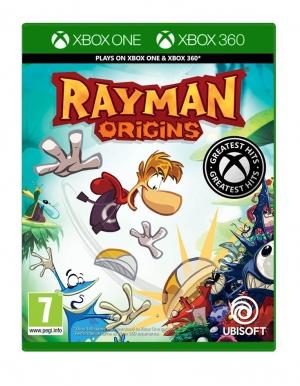rayman origins gra xbox one xbox 360