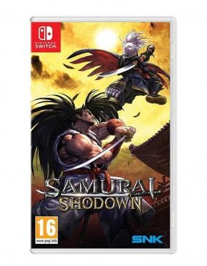 samurai shodown gra nintendo switch
