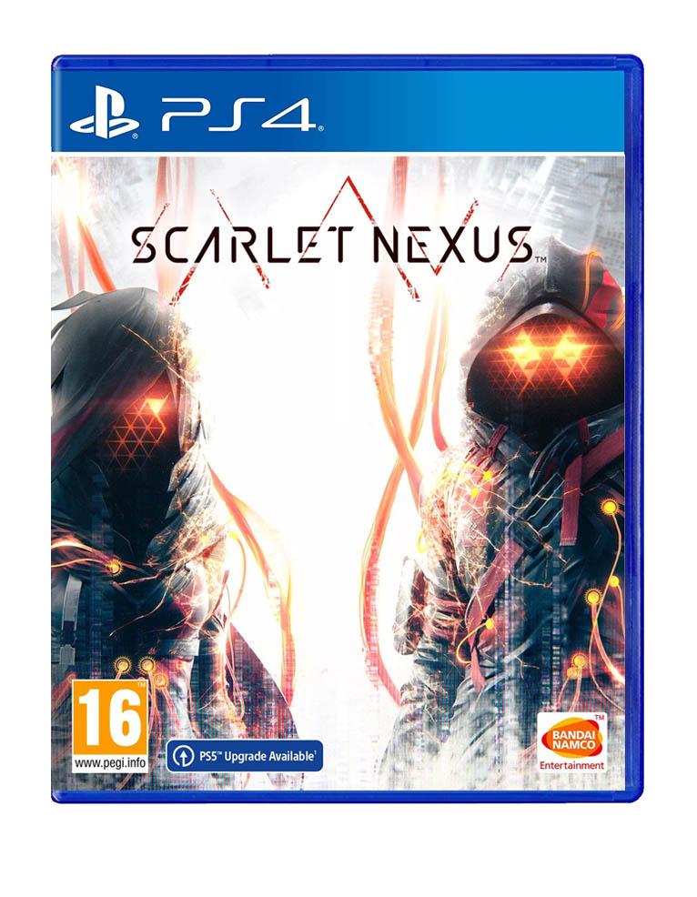 scarlet nexus gra ps4 upgrade ps5