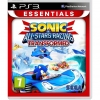 sonic and all stars racing transformed gra ps3 essentials