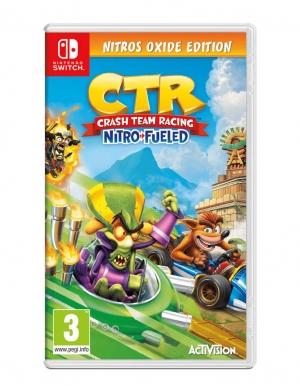 ctr crash team racing nitro fueled nitros oxide edition gra nintendo switch