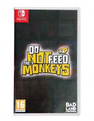 do not feed the monkeys gra nintendo switch n